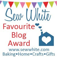 Sew White Blog Award