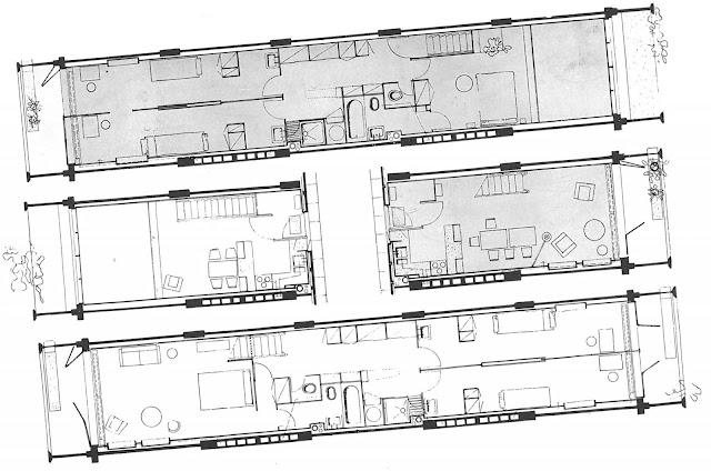 Architecture and design unit d habitation le corbusier for Type d habitation en france