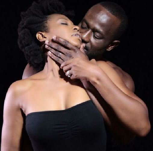 A- list Actress Nse  Ekpe Etim in Raunchy Sexy Pose with her Boo.