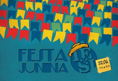 Horário das Danças da FESTA JUNINA IESI 2013 - IESI