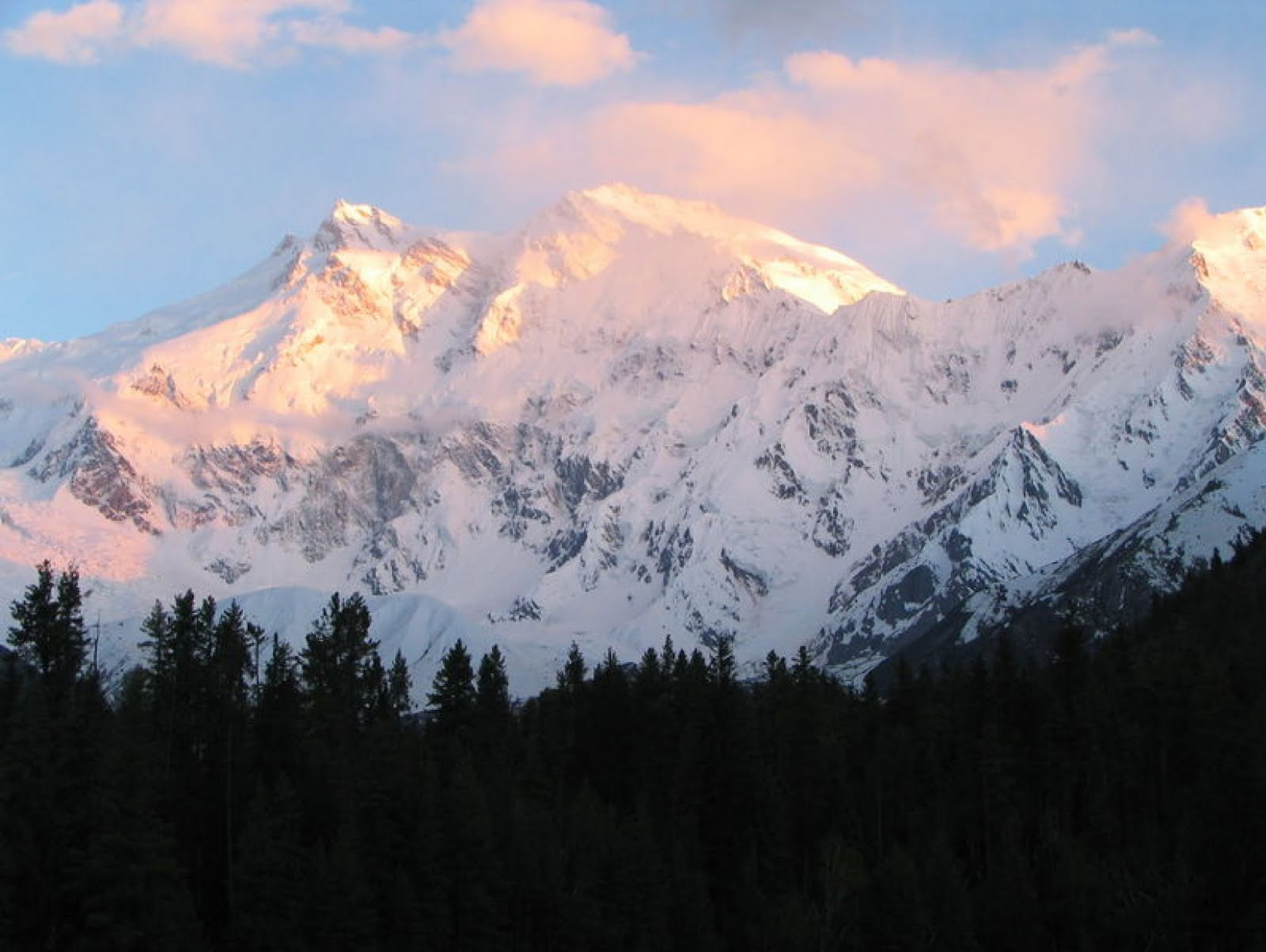 Spreebird: NANGA PARBAT (9th highest mountain of the world)