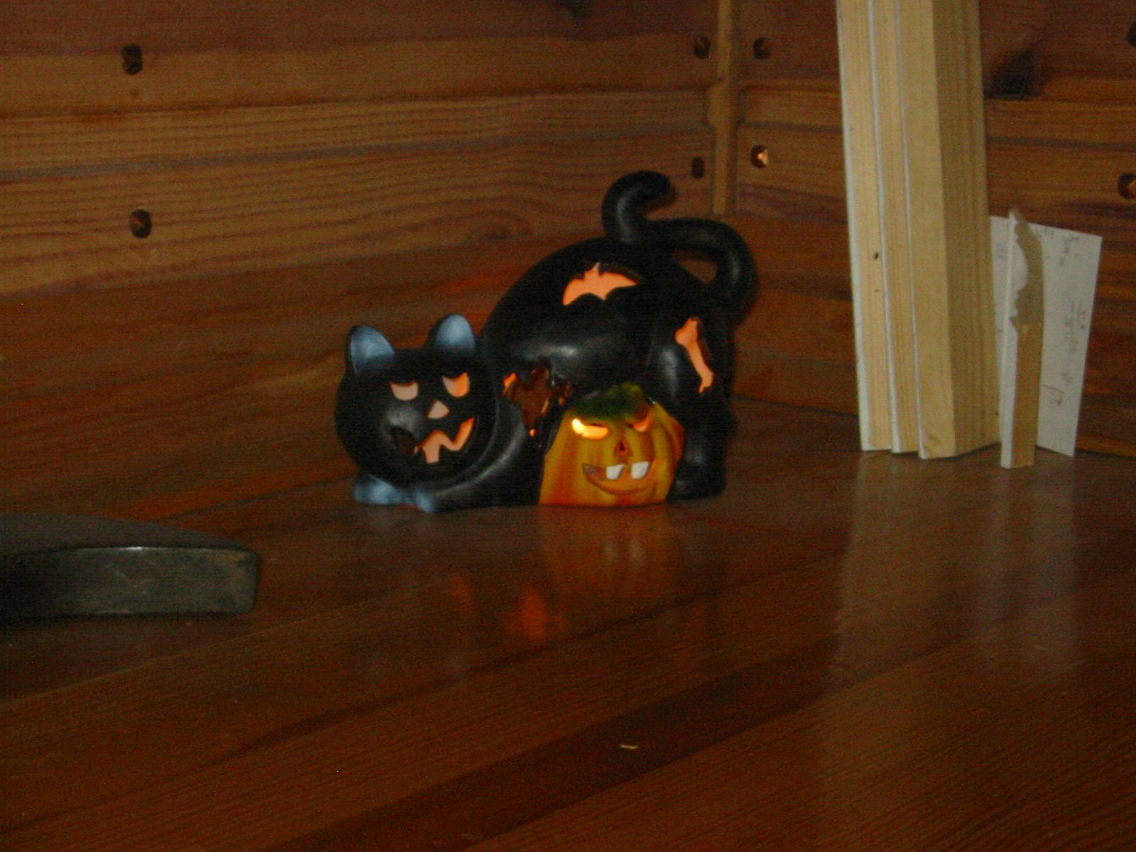 Bittes verden: happy halloween   boooh!