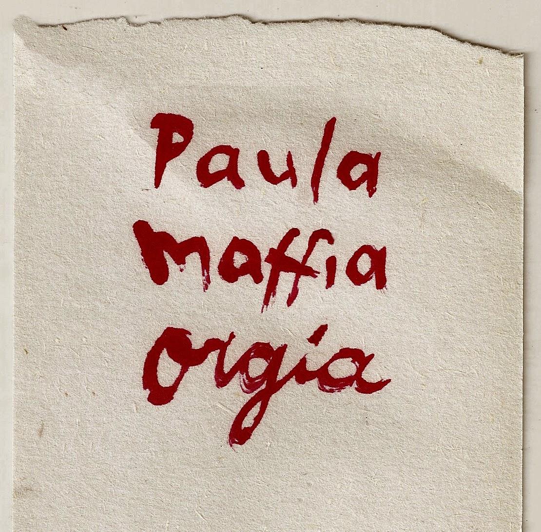PAULA MAFFIA ORGÍA