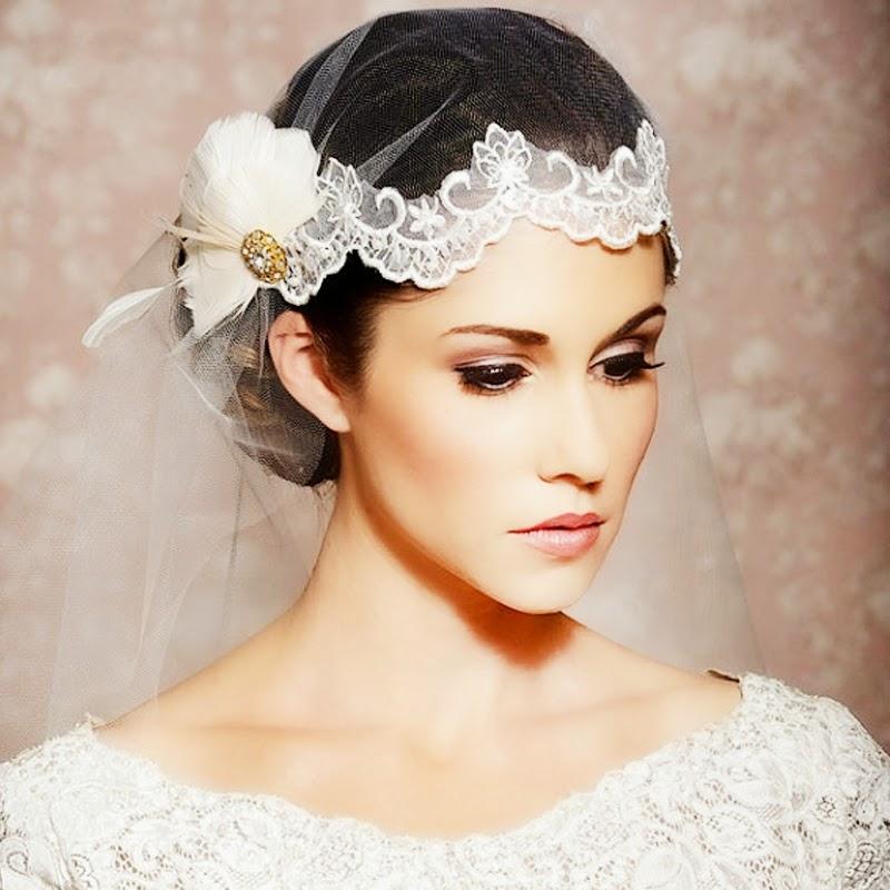Vintage Bridal Headpieces: Booknovias Lleida. Blog Bodas