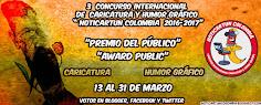 """""""PREMIO DEL PÚBLICO"""" (13-31 Marzo)"""