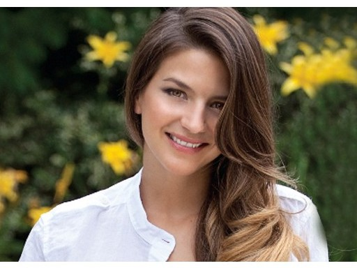 Look pelo largo de las mujeres argentinas famosas 2013