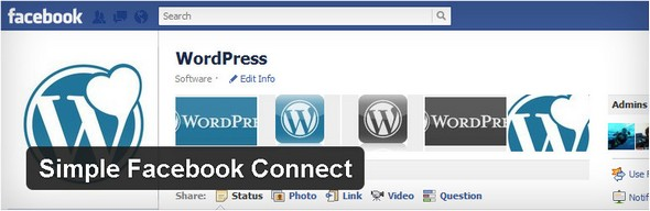 Facebook Connect Plugin