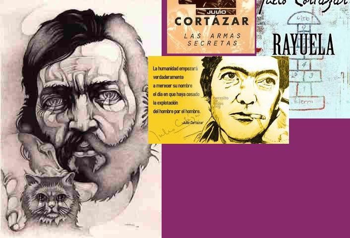 Bitácora sobre Julio Cortázar