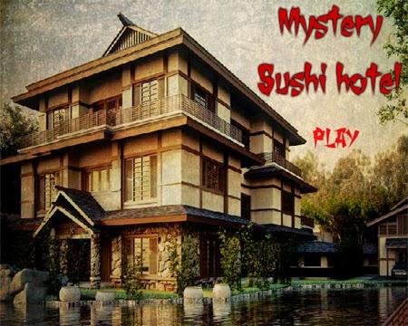 Juegos de Escape Mystery Sushi Hotel Escape