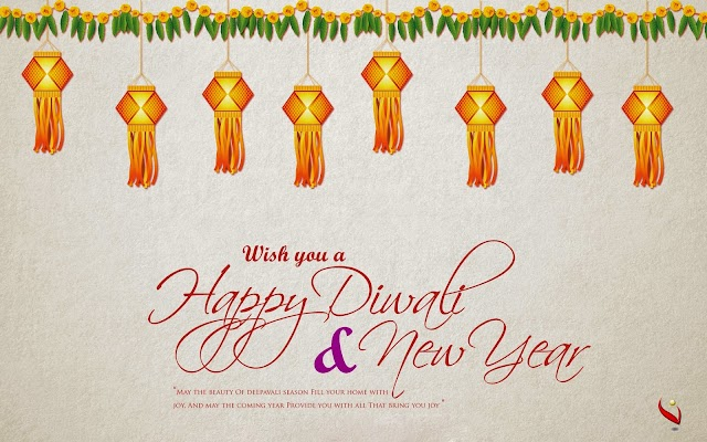 They are the people who enrich your lives, Form me it`s you Happy Diwali