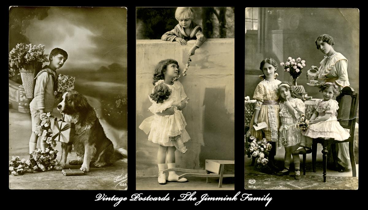 Vintage Postcard Series