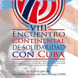 Encontro continental de solidariedade a Cuba [2016]
