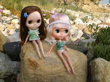 Minhas  bonecas!