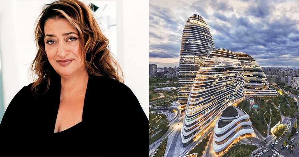 20 Obras Arquitect 243 Nicas Dise 241 Adas Por Una Mujer De Otra Galaxia Zaha Hadid Pollyfonika