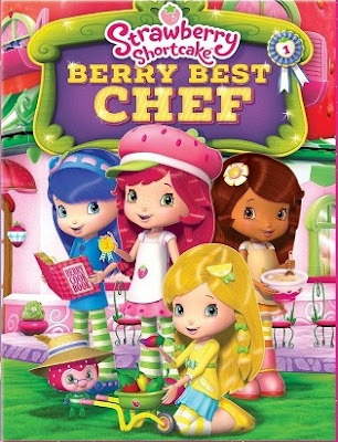 Strawberry Shortcake: Berry Best Chef 2016 DVD R1 NTSC Latino