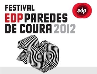 Festival paredes Coura 2012 logo
