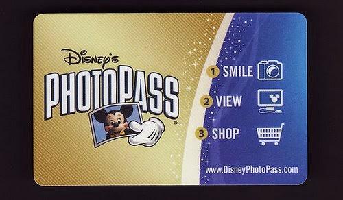 Comprar fotos na Disney