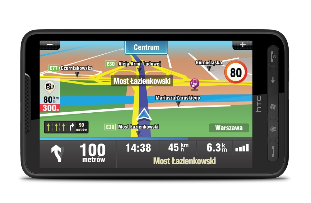 Offline Map) Sygic GPS Navigation & Maps v15.6.7 Cracked APK Free ...