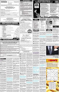 Lowongan kerja koran kompas Minggu 24 Maret 2013