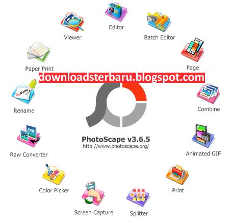 Photoscape Download Terbaru