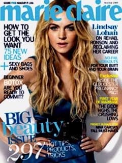 Lindsay Lohan Cover