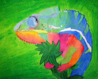 http://www.teacherspayteachers.com/Product/Oil-Pastel-Animals-Golden-Ratio-Bundle-1247559