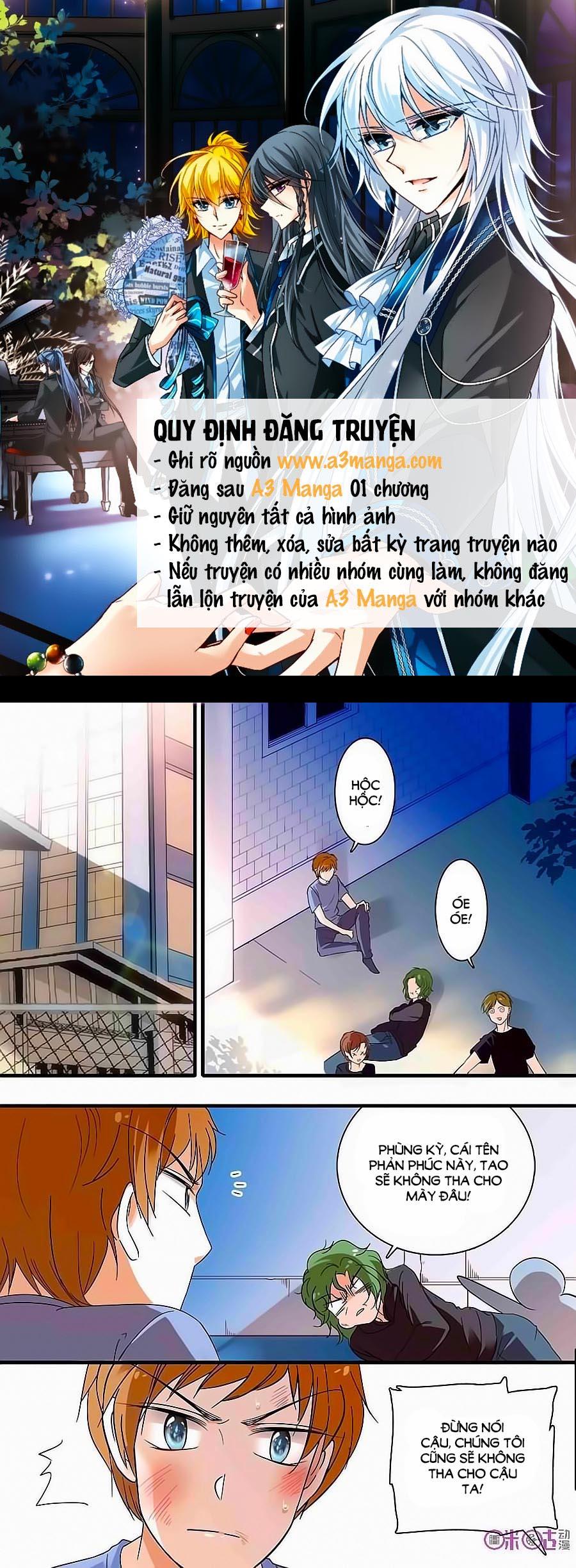 Thanh Ninh Chi Hạ – Chap 110
