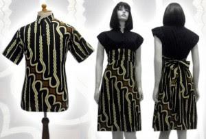 baju batik assidiq