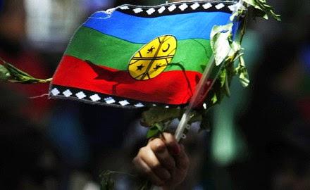 Libertad mapuche