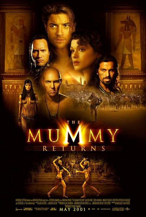 Mummy Returns movie poster