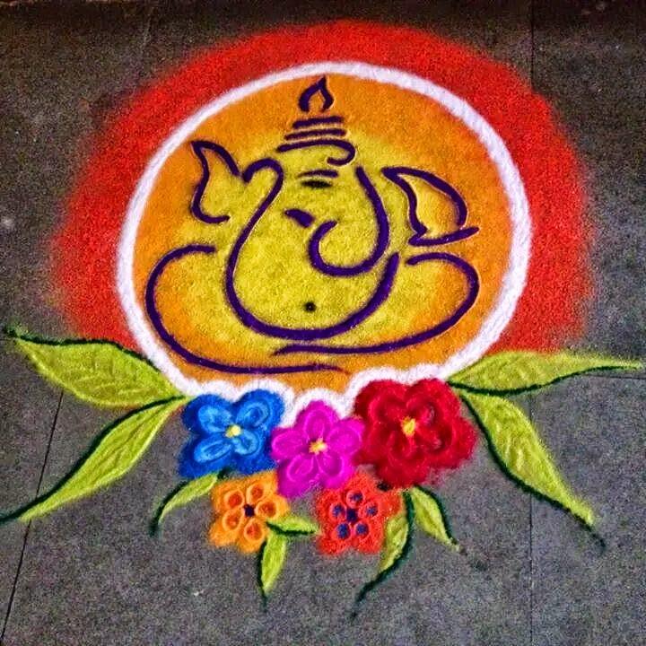 Rangoli Diwali Collection 24
