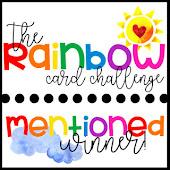 Rainbow Card Challenge