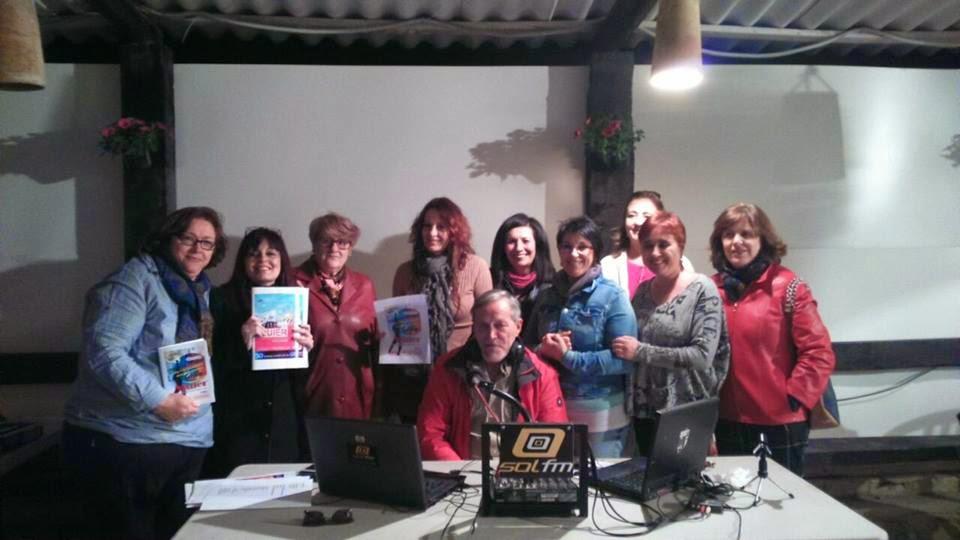 La noche Sonambula dedicada al 5º Festival Grito de Mujer.