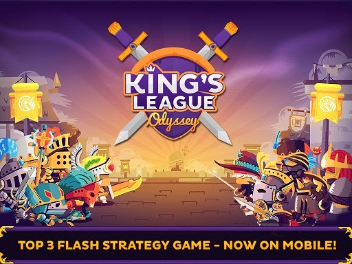 King's League Odyssey full apk