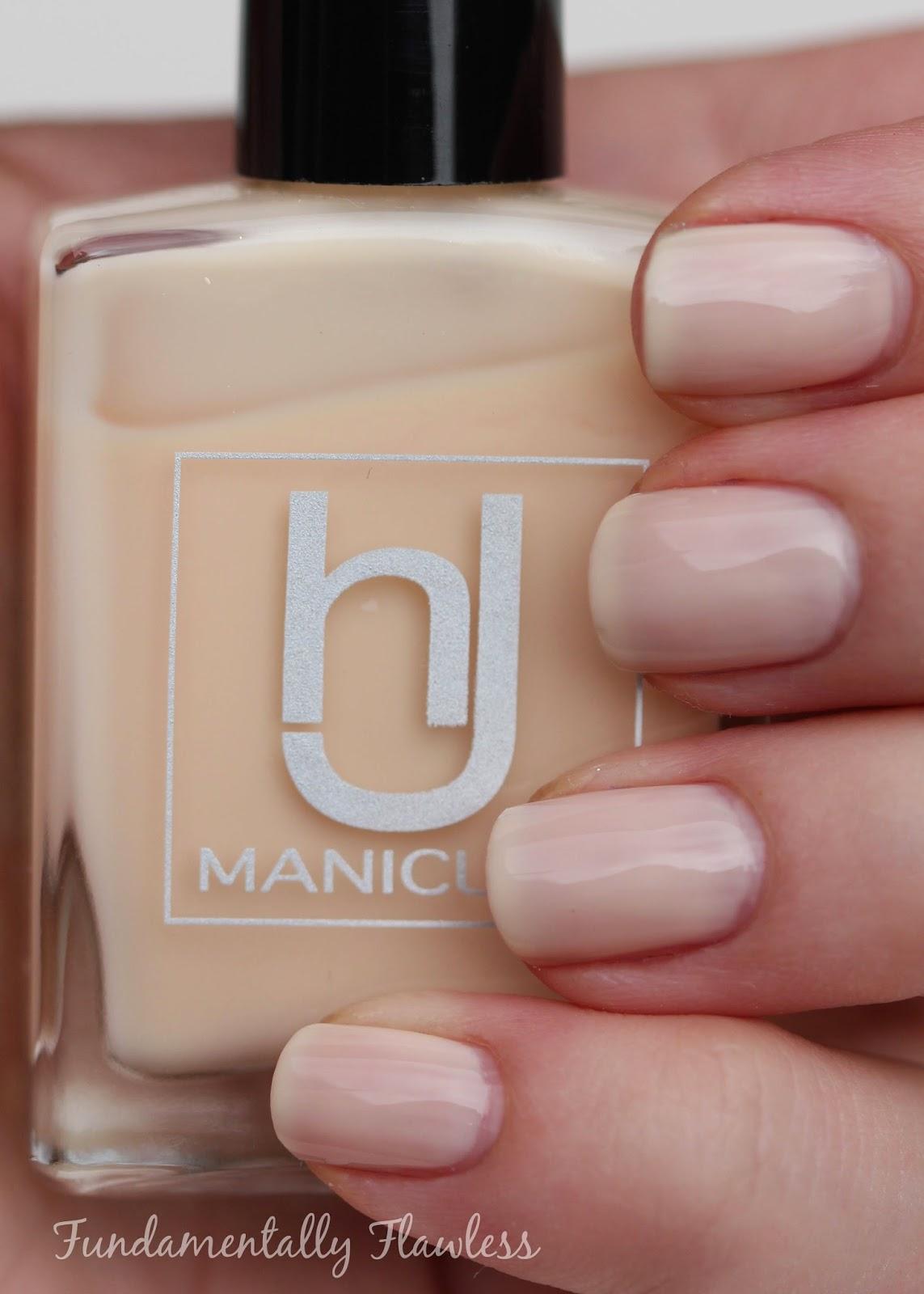HJ Manicure Lace swatch