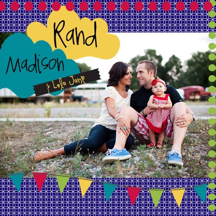 Rand & Madison Sargent