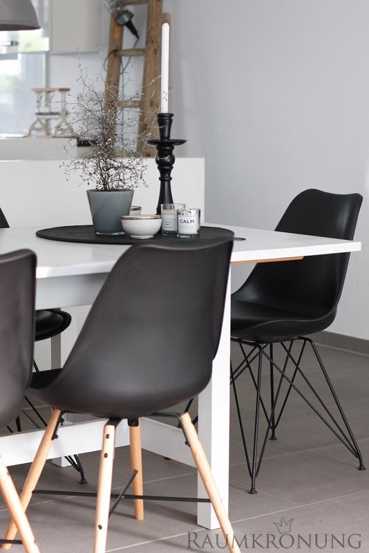 Eames Chairliebe Hin Oder Her Was Ist Euer Sthetisches Empfinden Ich Bin  Gespannt Auf Eure Meinungen With Eames Chair Grau