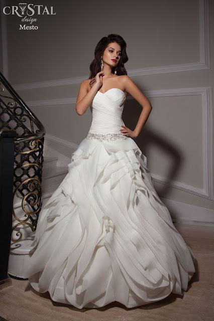 Vestido de novias   Colección nupcial Crystal