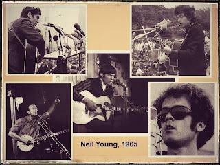 Neil Young, Phil Ochs, Bob Dylan, Pete Seeger, Tim Hardin