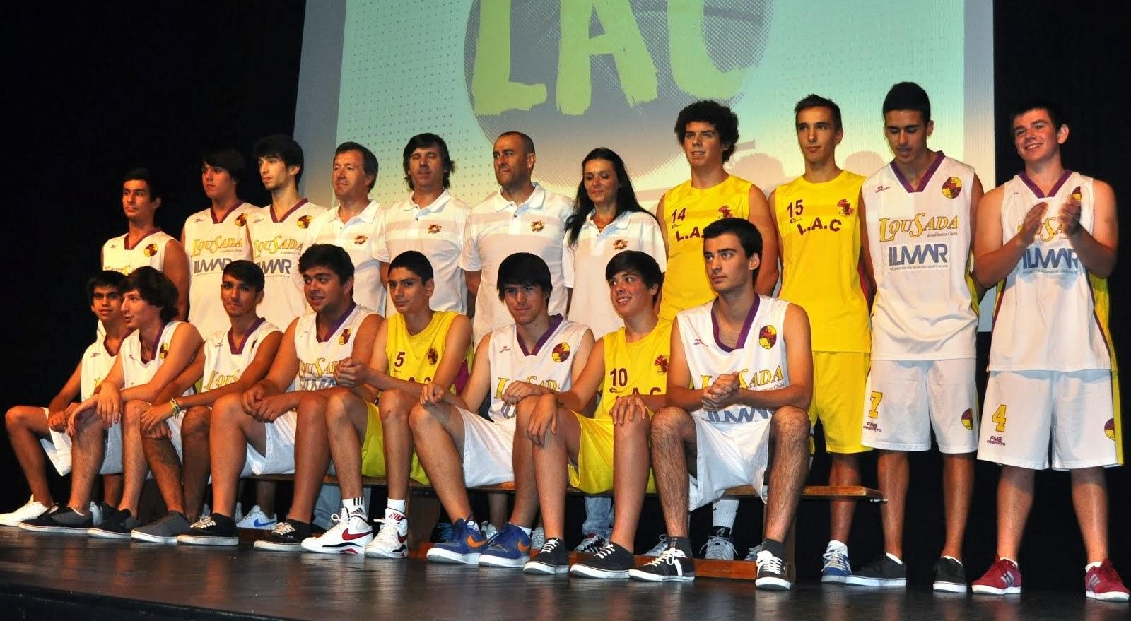 Juniores B Masculinos 2013-2014