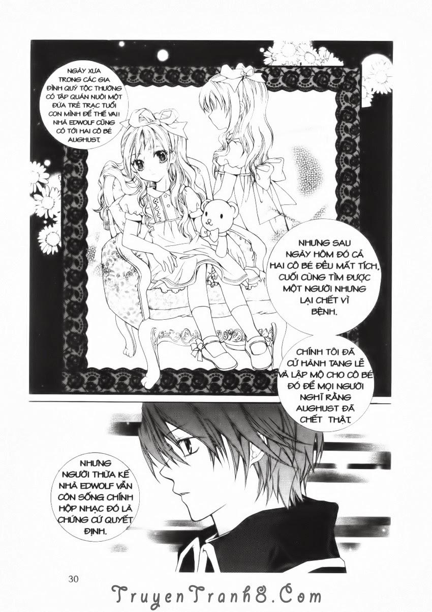 A Kiss For My Prince - Nụ Hôn Hoàng Tử Chapter 17 - Trang 31