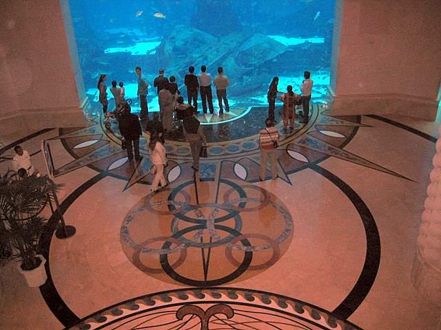 Hoteles bajo el mar en dubai for Hotel bajo el mar dubai