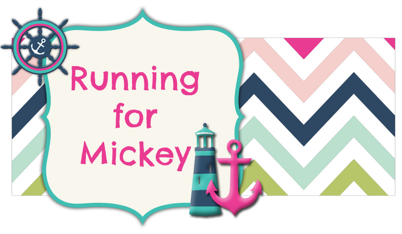 Running for Mickey