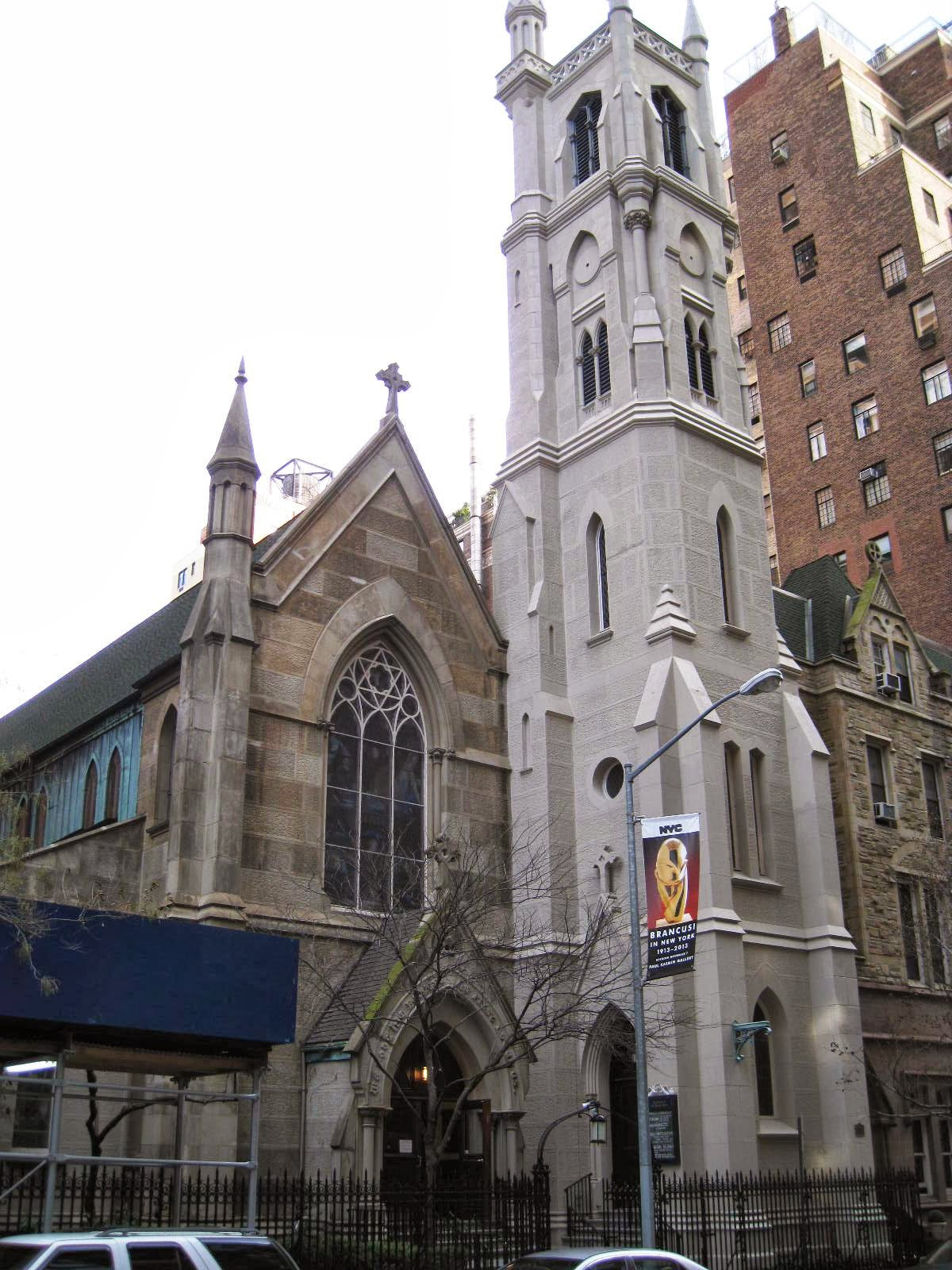 daytonian in manhattan  the 1873 church of st  thomas more