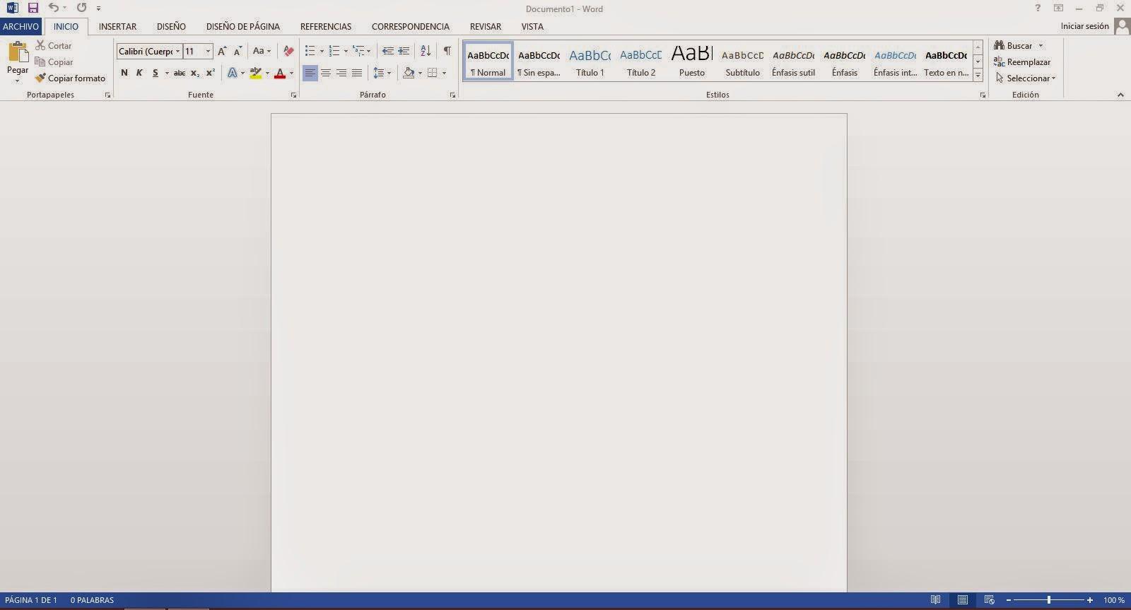 Material de Word Básico: Introducción