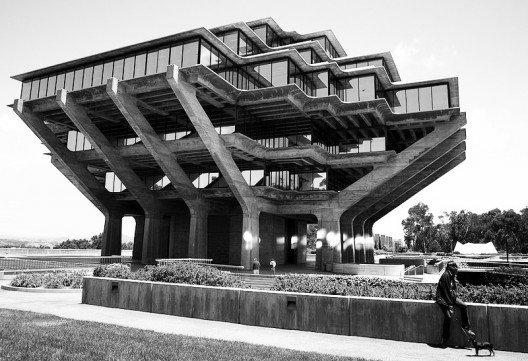 Estilos de arquitectura brutalismo estilos de la for Arquitectos de la arquitectura moderna