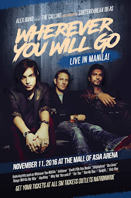 The Calling Live in Manila
