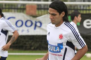 Falcao García habla de su dupla con Teofilo