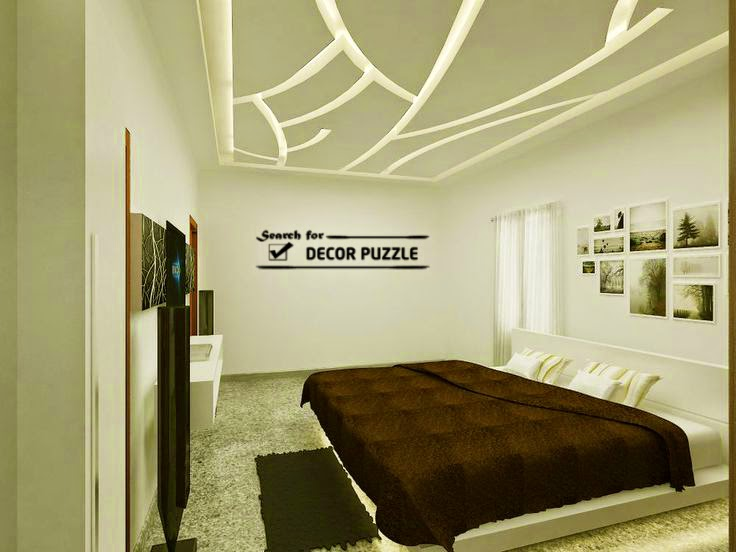 Best pop roof designs and roof ceiling design images 2018 for Interior design bedroom ceiling