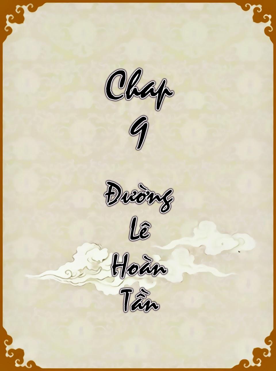 Chân Hoàn Truyện Chap 9.1 - Next Chap 10